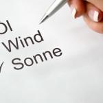Erneuerbare Energien sind schuld